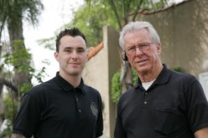 Don Holly Sr. & Don Holly Jr.